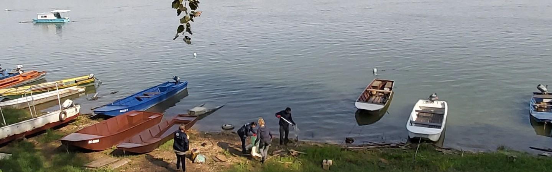 Akcija čišćenja sa Ambasadom Velike Britanije u Beogradu