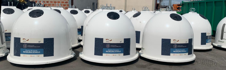 Na Dan planete Zemlje u Kragujecu zvonilo za reciklažu stakla