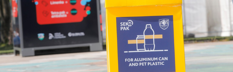 Osvoji bodove za planetu Zemlju – recikliraj!